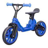 Детский беговел - байк 503 Орион, синий