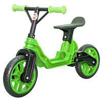 Детский беговел - байк 503 Орион, зеленый