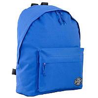 Рюкзак подростковый SP-15 Blue, 37х28х11 см