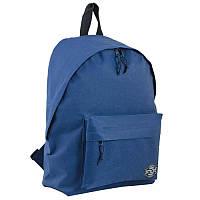 Рюкзак подростковый SP-15 Navy, 37х28х11 см
