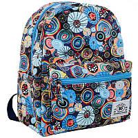 Рюкзак подростковый ST-15 Blue, 28х22х12 см