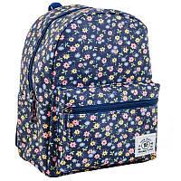 Рюкзак подростковый ST-15 Mini flowers, 28х22х12 см