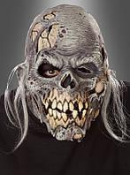Очень страшная маска на Хэллоуин