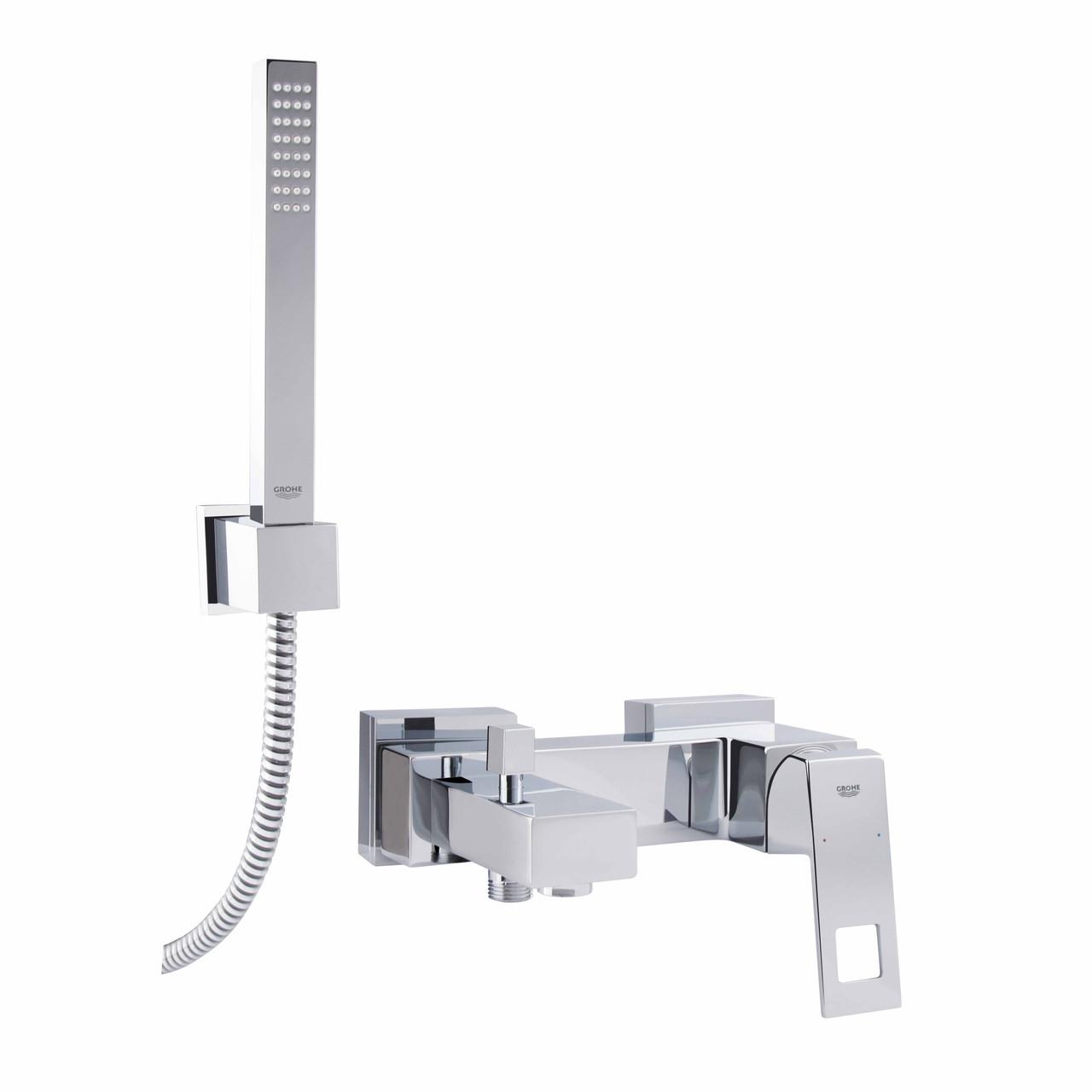 Смеситель для ванны Grohe Eurocube 23141000