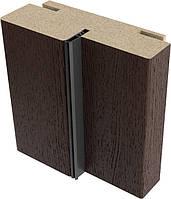 Коробочный брус (дверная коробка)с упл. ТЕЛЕСКОП - 4 цвета