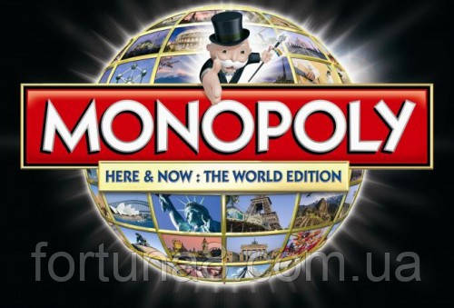 Настольная игра Монополия