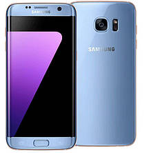 Смартфон Samsung G935F Galaxy S7 Edge 32GB Blue, фото 2
