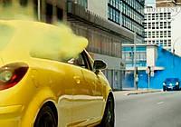 Ручний кольоровий дим в рекламних роликах!