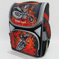 Ранец школьный ортопедический каркасный JOSEF OTTEN Motocross JO-1726