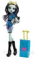 Кукла Монстер Хай Френки Штейн Скариж Город Страхов (Monster High Frankie Stein Scaris)  , фото 1