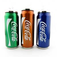 Термос стальной банка 0,5 л CocaCola H-195