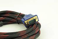 Видео кабель VGA/3RCA 3 м
