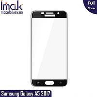 Защитное стекло Imak Samsung Galaxy A5 (2017) Full cover (Black)