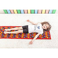 Массажный (ортопедический) коврик - дорожка для детей с камнями 100*40см