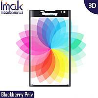 Защитное стекло Imak Blackberry Priv 3D (Black)