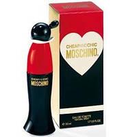 Парфюмированная вода для женщин Cheap & Chic Moschino.
