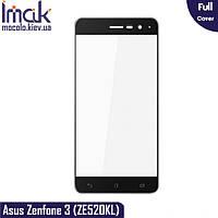 Защитное стекло Imak Asus Zenfone 3 (ZE520KL) Full cover (Black)