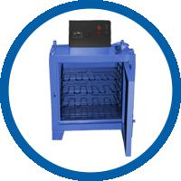Печь для просушки и прокалки электродов и флюса