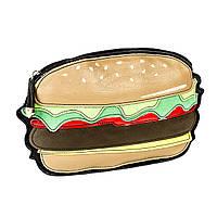 3D Клатч Бургер, фото 1