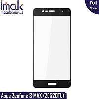 Защитное стекло Imak Asus Zenfone 3 MAX (ZC520TL) Full cover (Black)