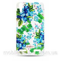 Чехол накладка Diamond Silicone iPhone 4 Cath Kidston Wedding Flowers