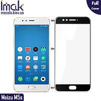 Защитное стекло Imak Meizu M5s Full cover (Black)