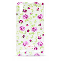 Чехол накладка Diamond Silicone Meizu M2 Note Cath Kidston Wedding Flowe