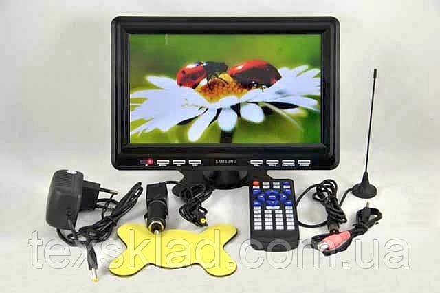 Авто телевизор D-700 (7''/USB)