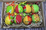 """Набор ручной работы """"Пасхальные яйца"""" - 8шт в коробке"""