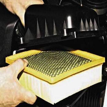 Замена фильтра воздушного(2 элемента), фото 2