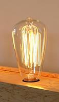 Лампа Эдисона (ретро) VITOONE ST64 40W LOFT