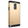 Чехол SGP Slim Armor для Samsung Galaxy Note 5 золотой