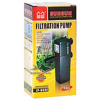Внутренний фильтр SunSun для аквариумов до 100 л, 600 л/ч