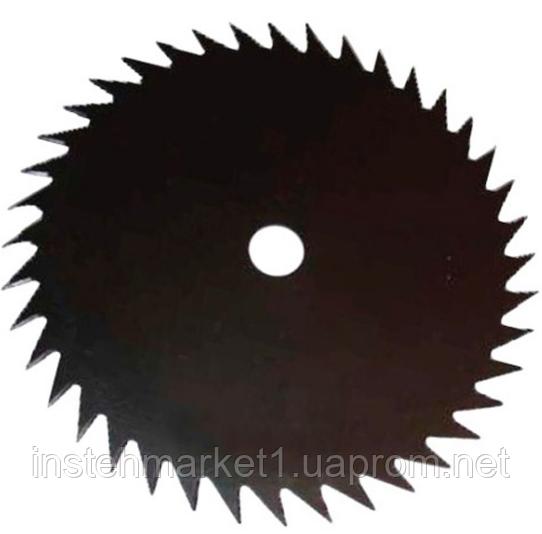 Нож для мотокосы X-Treme 255х25.4х1.6 мм 80-зубый