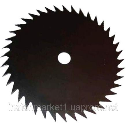 Нож для мотокосы X-Treme 255х25.4х1.6 мм 80-зубый, фото 2