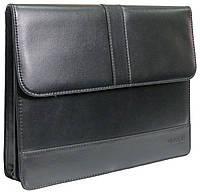 Мужская папка для документов 4U Cavaldi PB0805 черная
