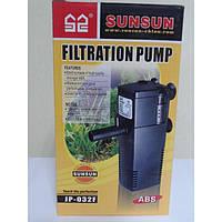 Внутренний фильтр SunSun для аквариумов до 50 л, 350 л/ч