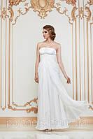 Платье белое вечернее, фото 1