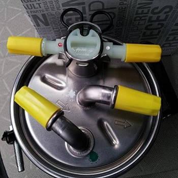 Замена фильтра топливного дизель, фото 2