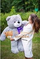 Мягкая игрушка Большой плюшевый мишка 110 см, Украина