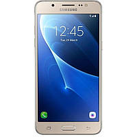 Смартфон Samsung J510H Galaxy J5 2016 Gold , фото 1
