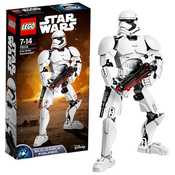 Конструктор LEGO Star Wars First Order Stormtrooper (Штурмовик першого ордена)Штурмовик Первого ордена