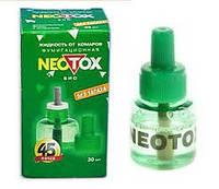 Жидкость от комаров Neotox 45 ночей  Гипоаллергенная)