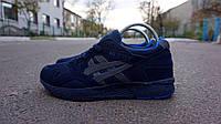 Стильные кроссовки Asics Gel-Lyte 5, темно-синие