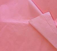 Купить папиросную бумагу, розово - персиковая  50 х 60 см.