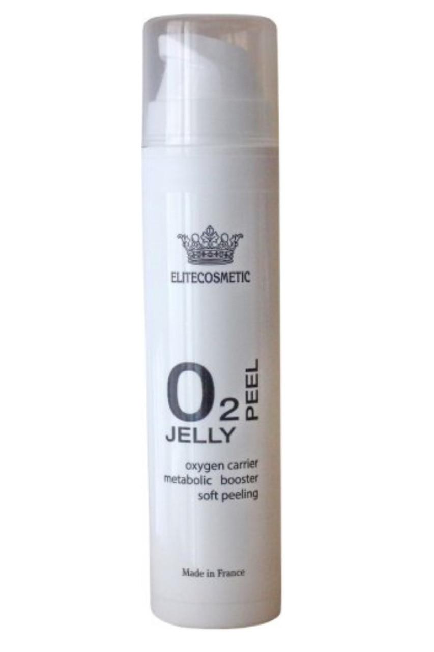 "O2 Пилинг для лица - ""O2 Jelly Peel"", 50 мл - Красива Я в Одессе"