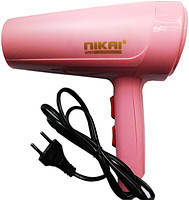 Бытовой фен для волос Nikai DH 938