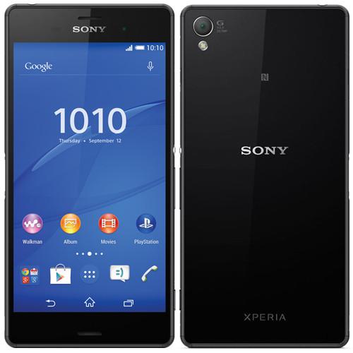 Смартфон Sony Xperia Z3 Dual D6633 (Black)