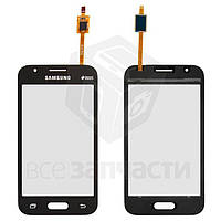 Сенсорный экран для мобильного телефона Samsung J105H Galaxy J1 Mini (2016), черный