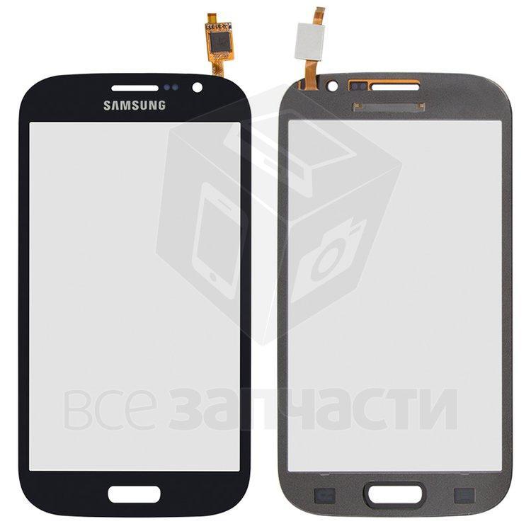 Сенсорный экран для мобильных телефонов Samsung I9082 Galaxy Grand Duos, черный
